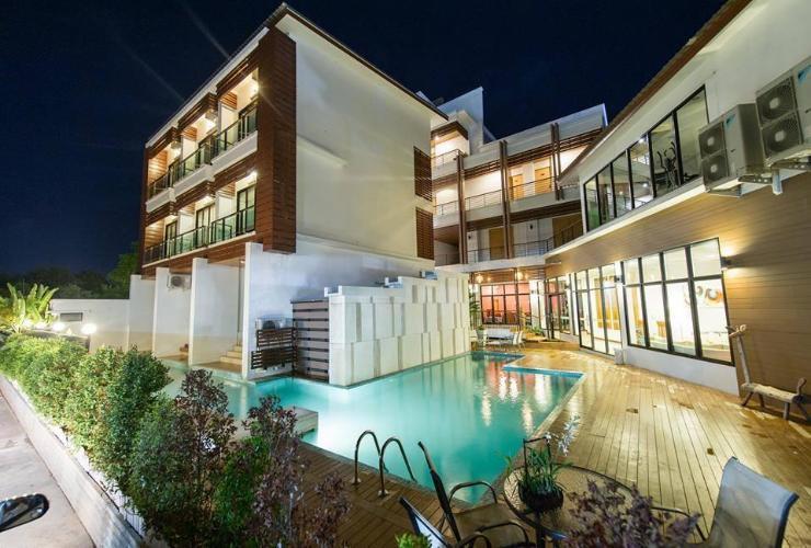 Buriram - Mamaison Hotel