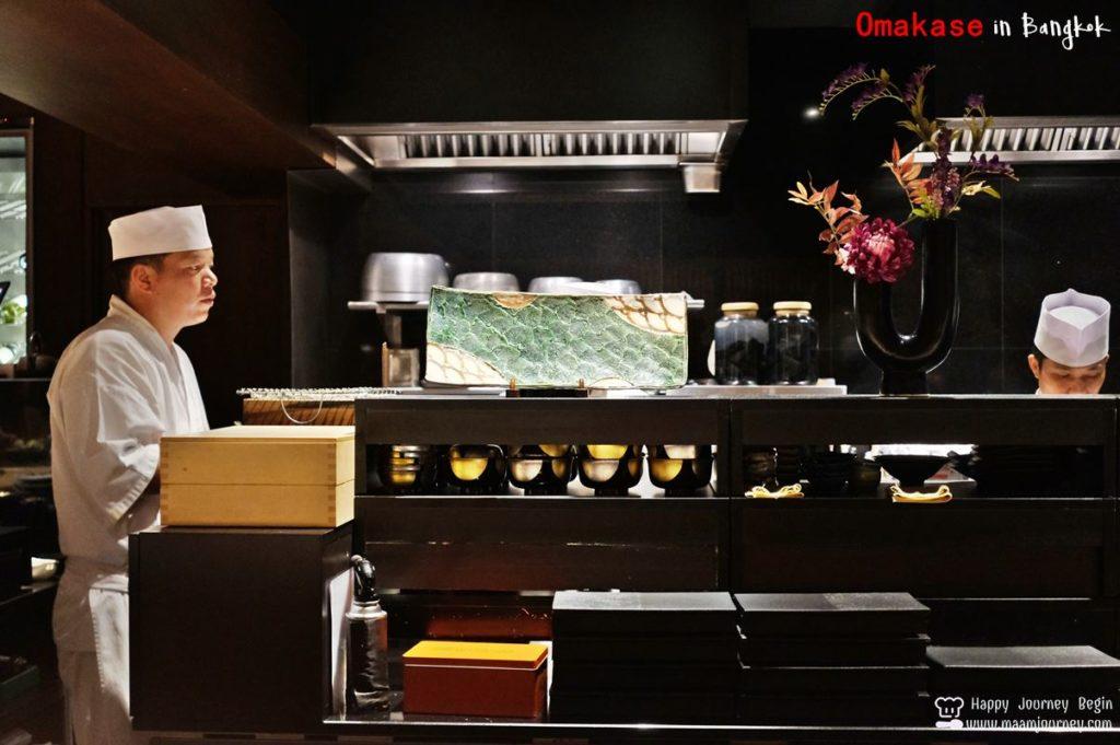 Omakase ในกรุงเทพ_Sushi Kappou Kitaohji_5