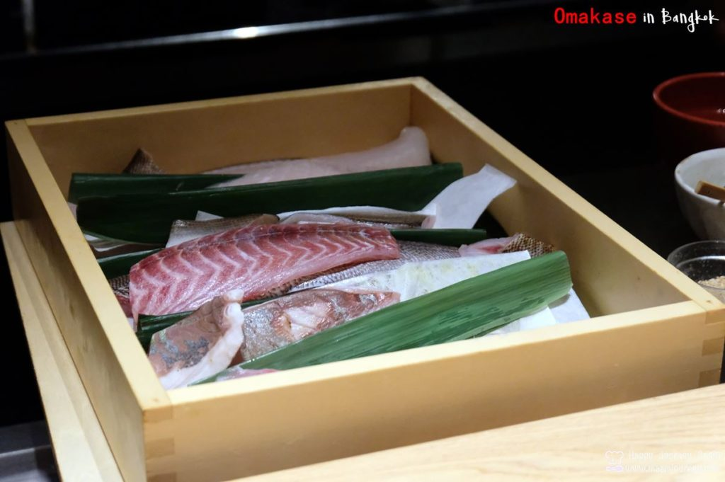 Sushi Kappou Kitaohji_Omakase ในกรุงเทพ