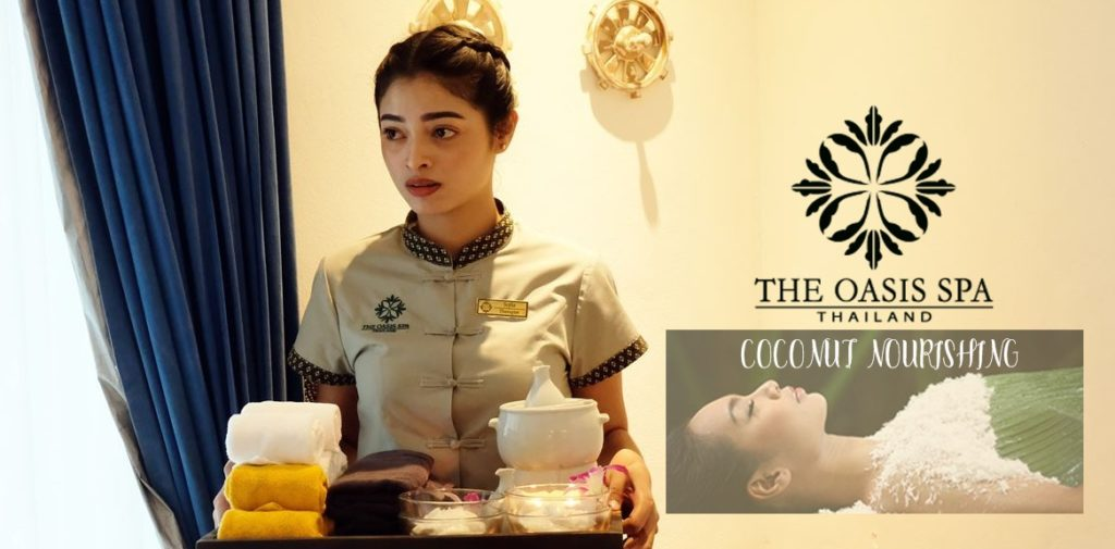 Coconut Nourishing Oasis Spa Turquoise Cove Spa Kamala Phuket