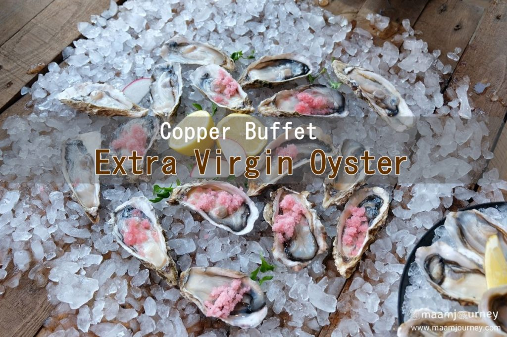 Copper Buffet - Extra Virgin Oyster