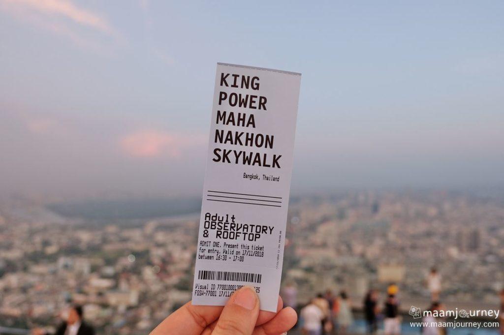 King Power Mahanakhon Skywalk