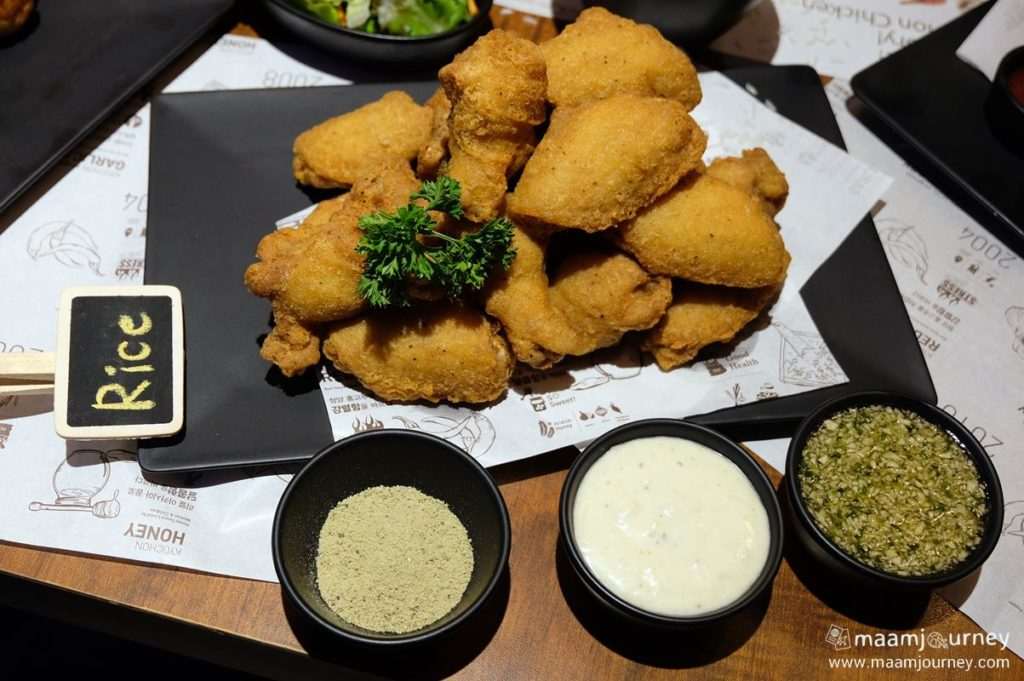 Kyochon_Rice Chicken Wings_1