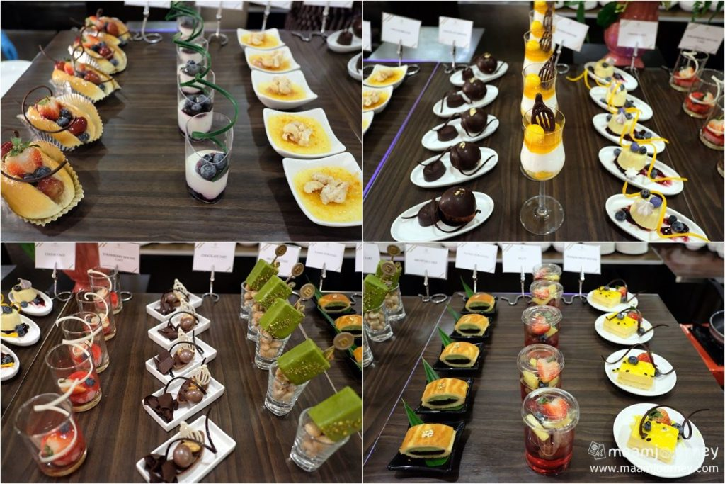 The Berkeley Dining Room_Dessert