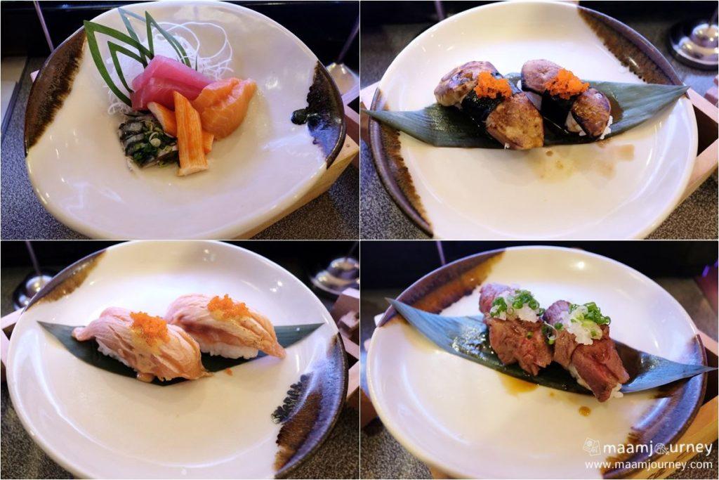 The Berkeley Dining Room_Sushi Sashimi