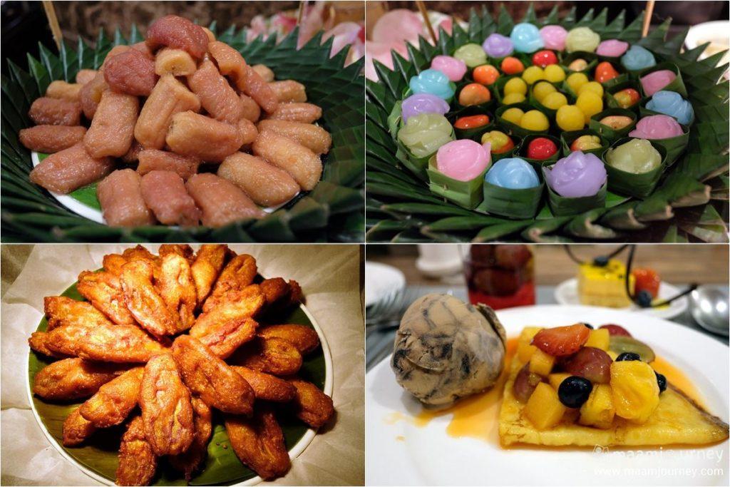 The Berkeley Dining Room_Thai Dessert