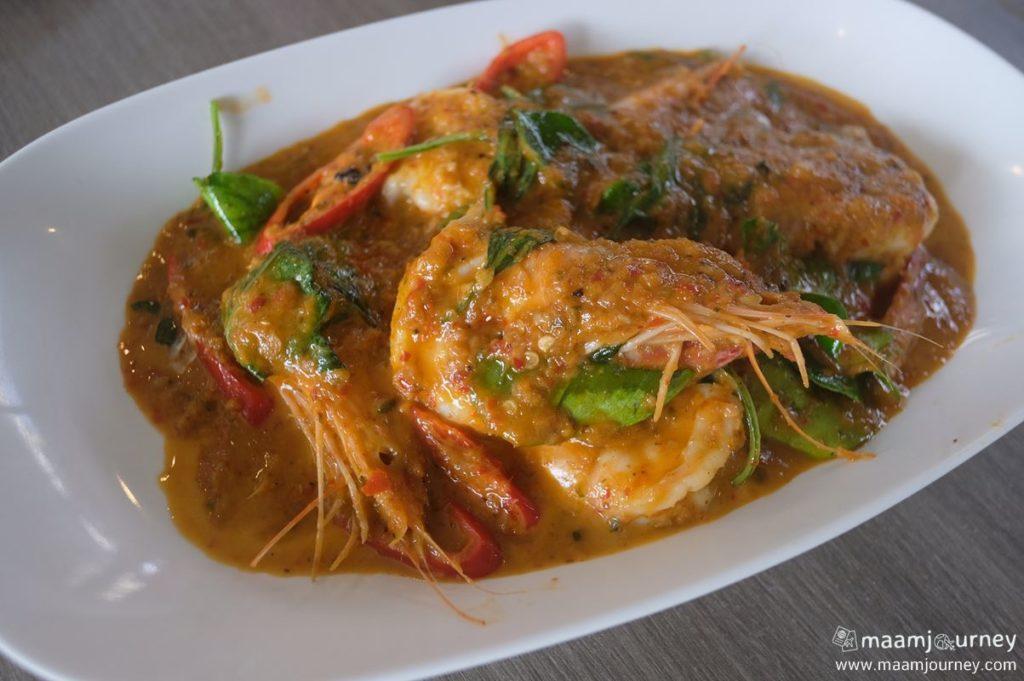 Kungthong Seafood_กุ้งทอง_ฉู่ฉี่กุ้งแชบ๊วย_3
