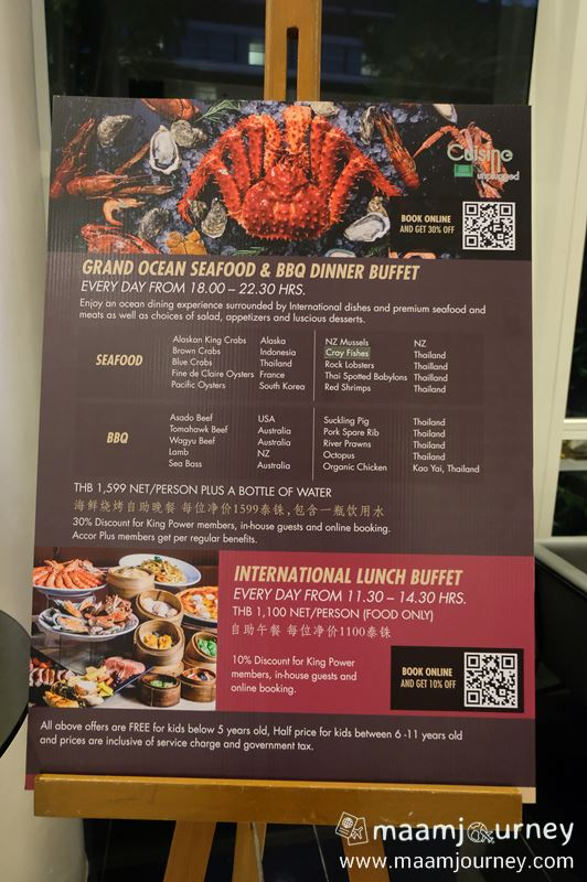 Grand Ocean Seafood & BBQ Buffet
