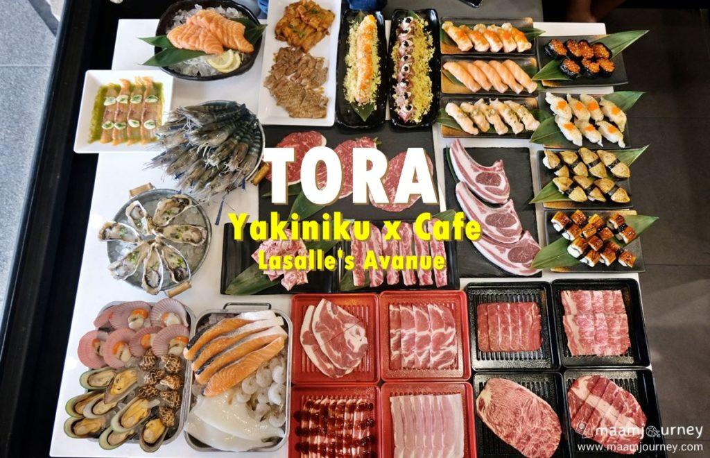 TORA Yakiniku x Café,สาขา Lasalle's Avanue,บุฟเฟ่ต์พรีเมี่ยม