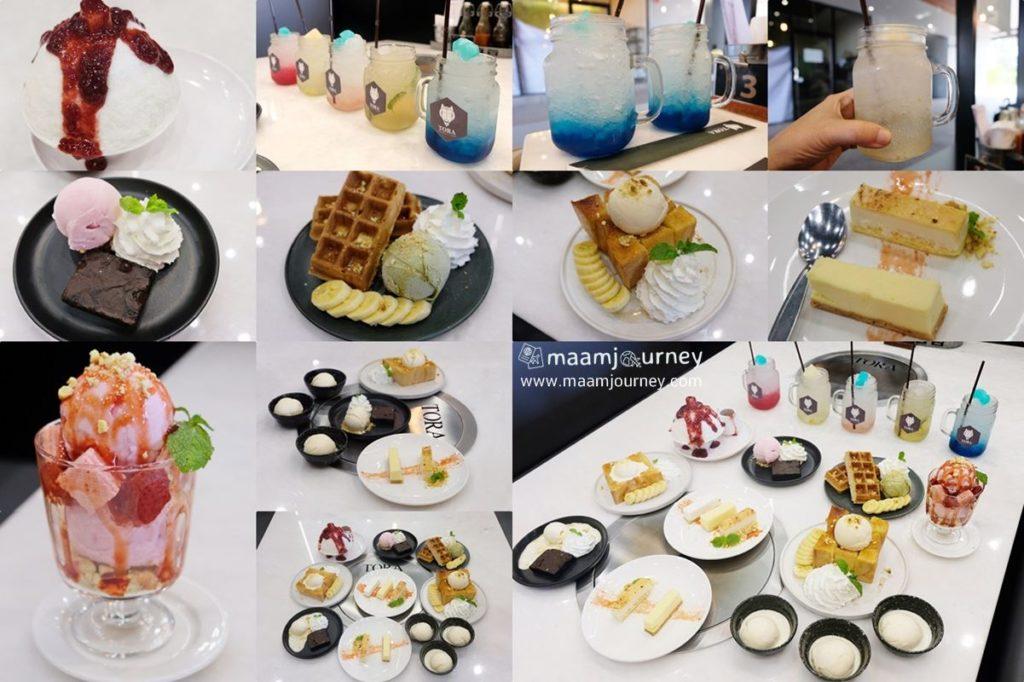 TORA Yakiniku_Dessert