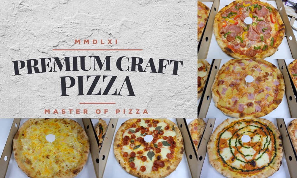 MMDLXI Premium Craft Pizza 1