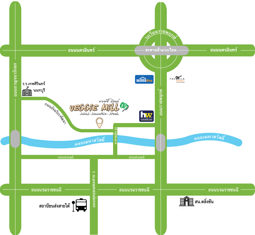 Viggie Mill Map