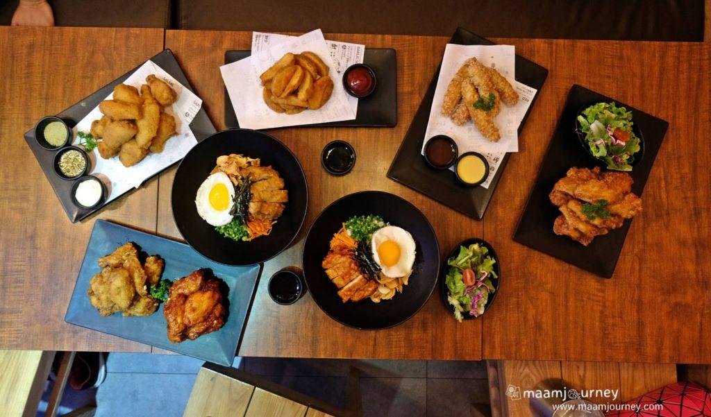 Kyochon Chicken Bibimbap_Chicken 5 Series