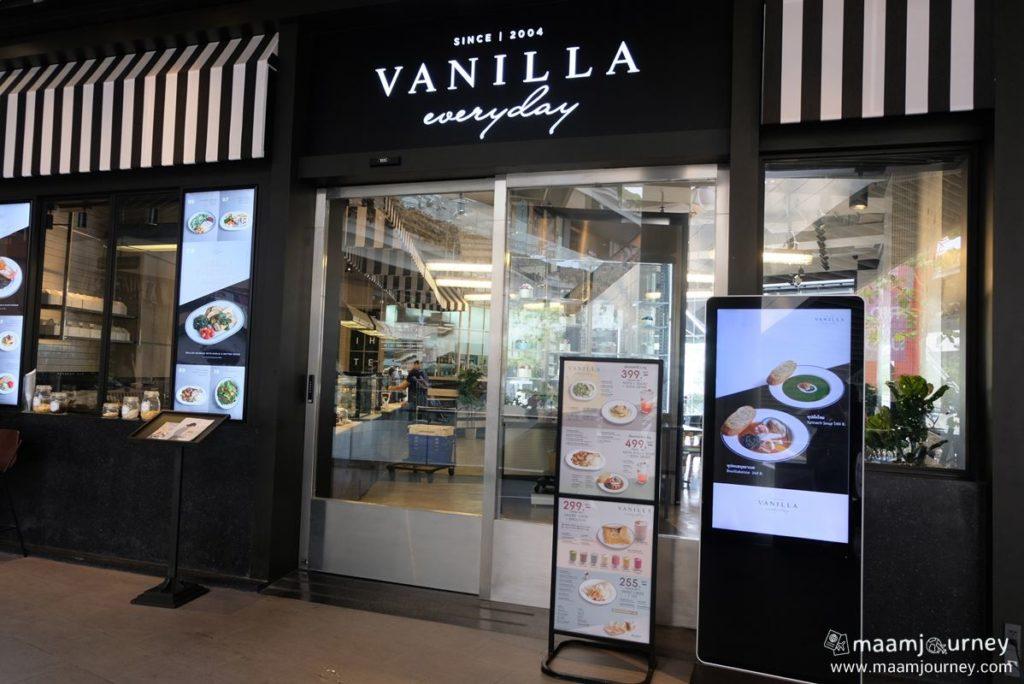 Vanilla Everyday