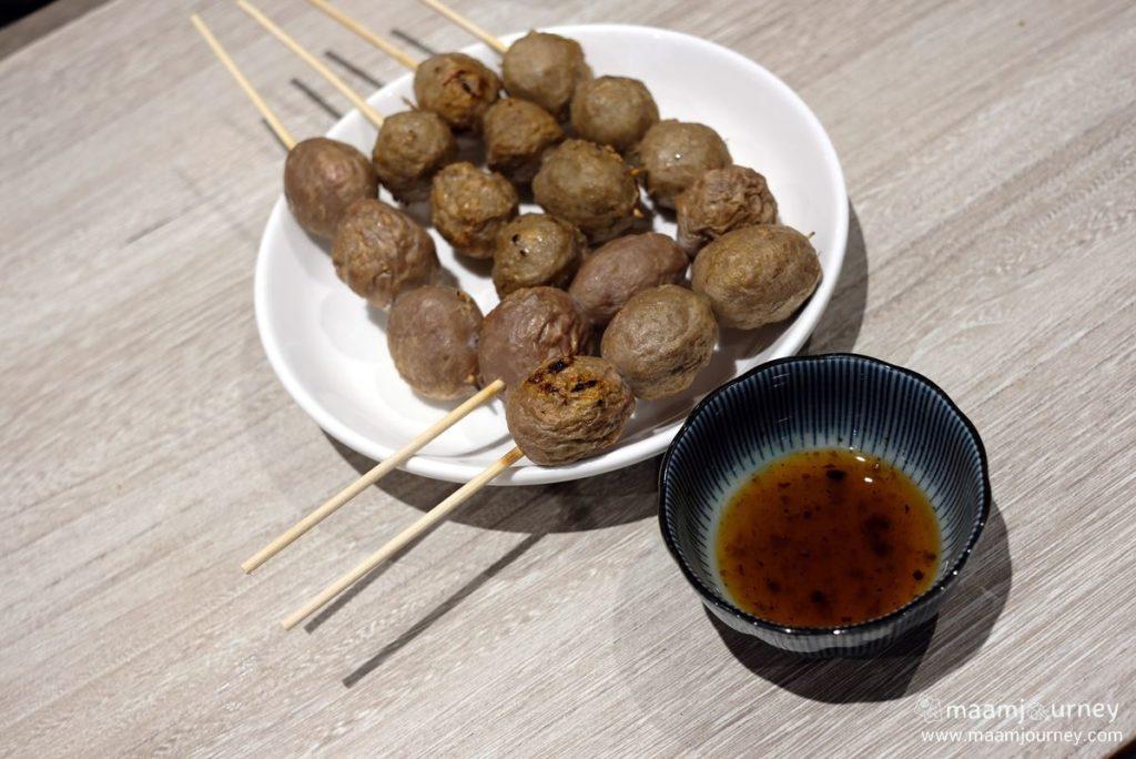 เตี๋ยววากิว by O-Jung_Meat ball_1