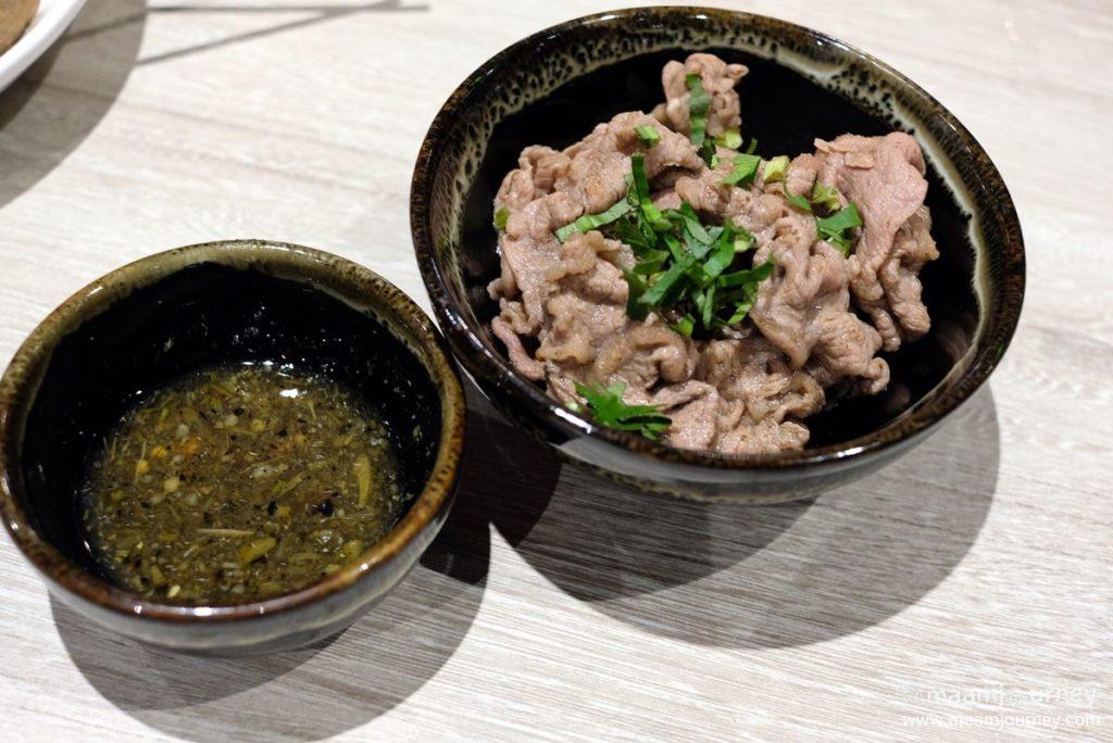 เตี๋ยววากิว by O-Jung_Thai French Beef