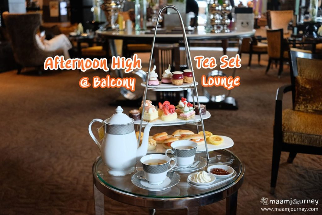 Afternoon High Tea Set