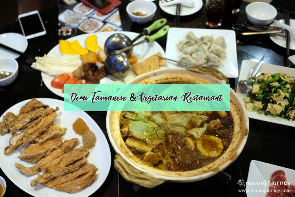 Demi Taiwanese & Vegetarian Restaurant
