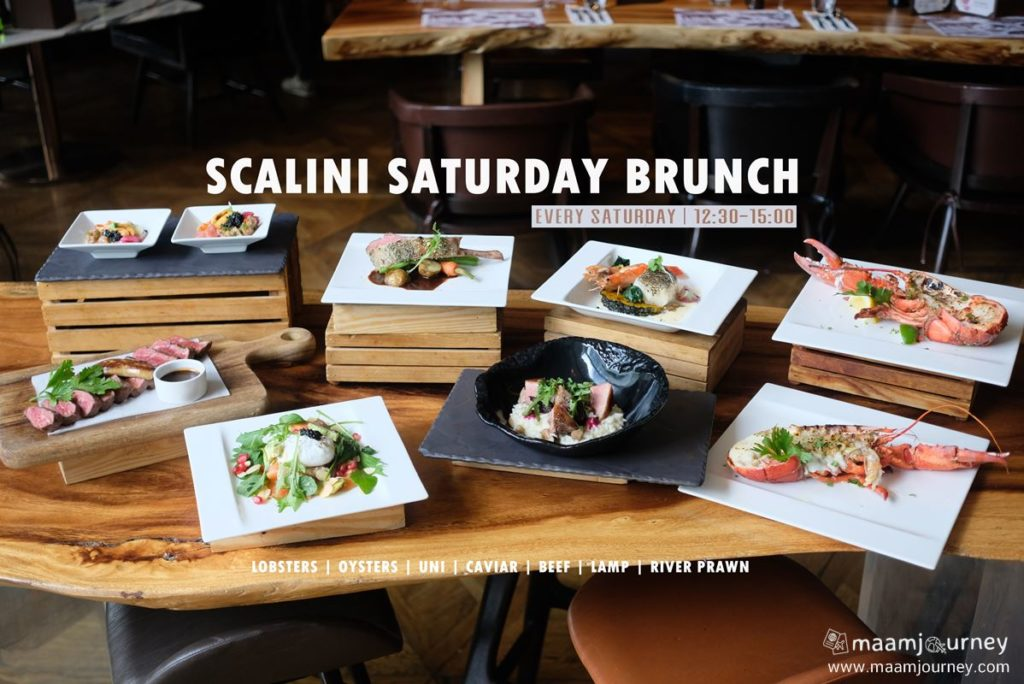 Scalini Saturday Brunch