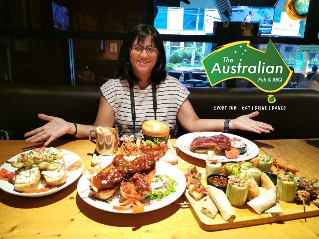 The Australian Pub BBQ