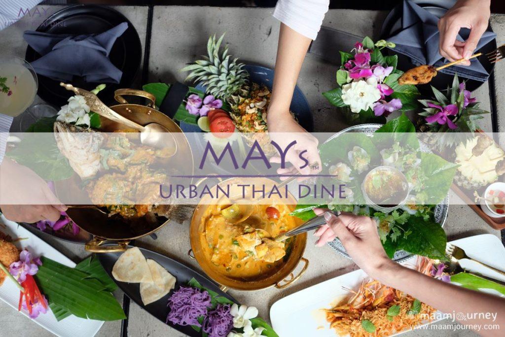 MAYs Urban Thai Dine Bangkok