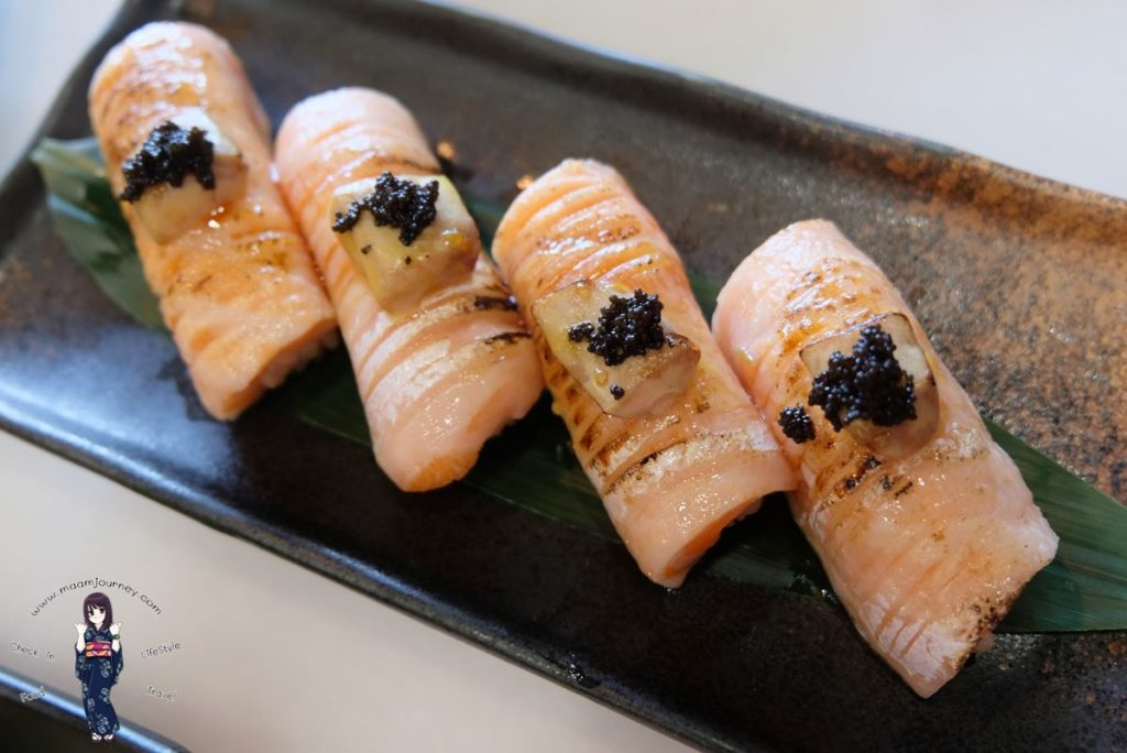 New Menu_Salmon Toro Truffle
