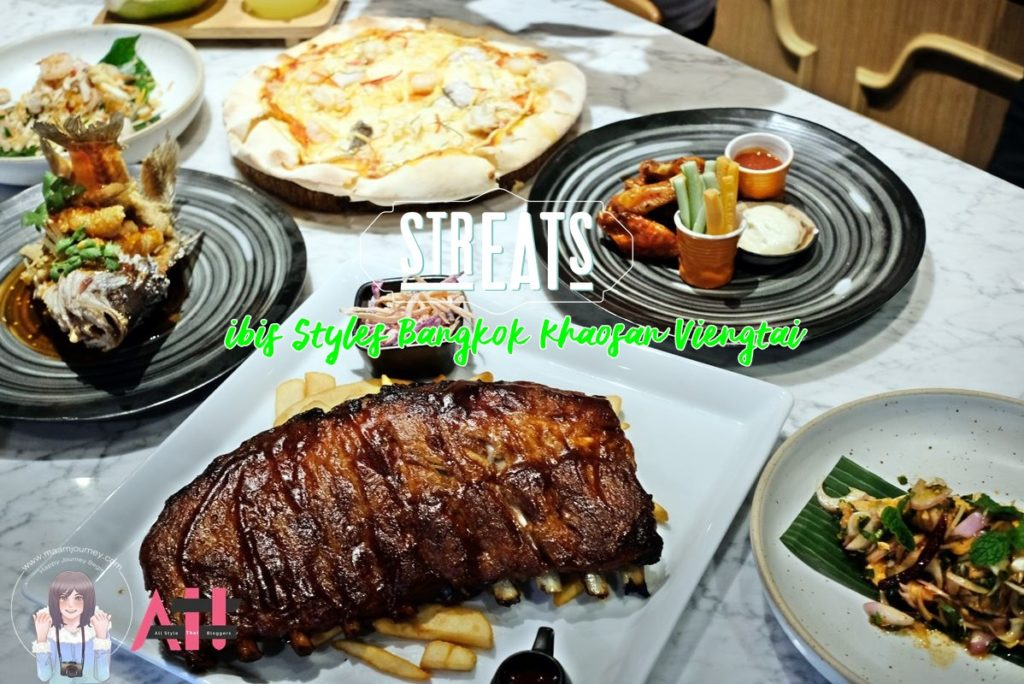 Streats Bar and Bistro Khaosan