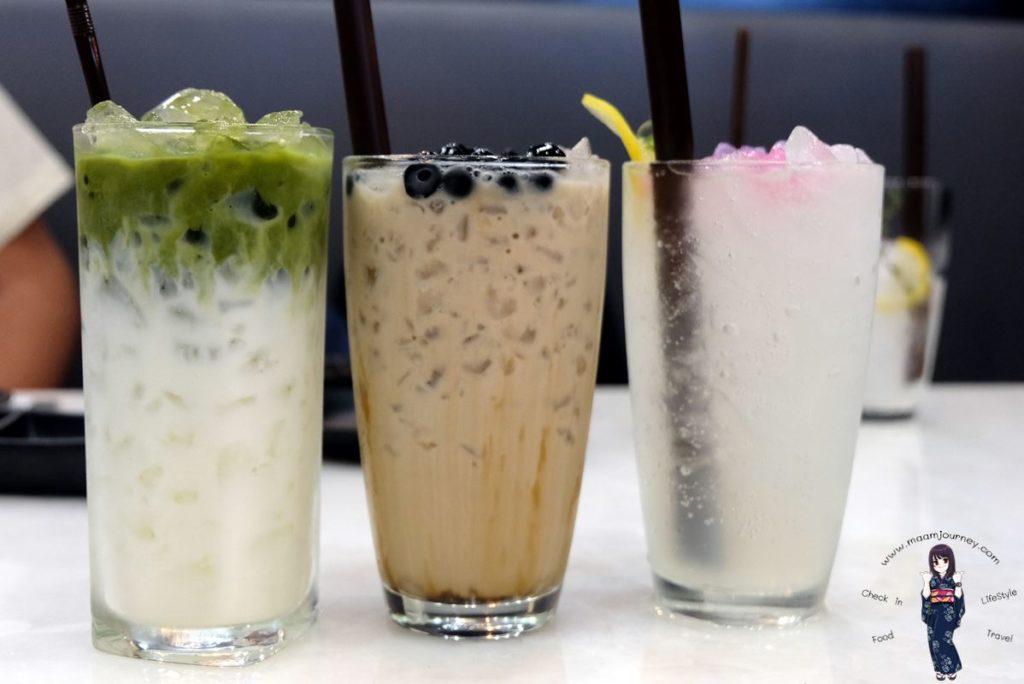 Tora Yakiniku x Cafe_Beverage_1