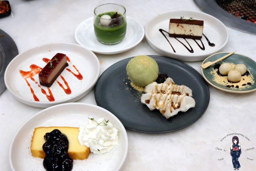 Tora Yakiniku x Cafe_Dessert_1