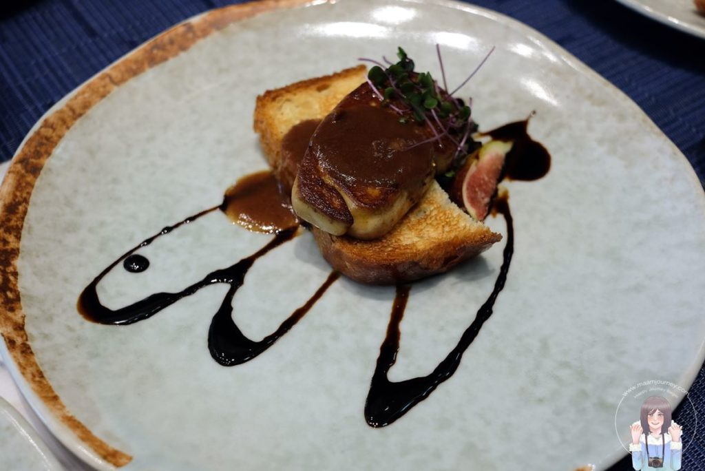 Special Menu_Pan-seared Foie Gras_1