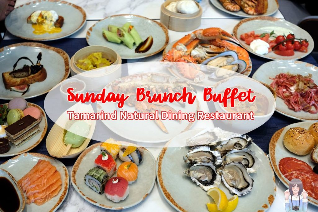 Sunday Brunch Buffet Tamarind