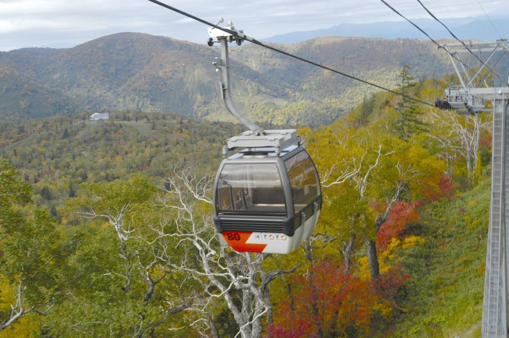 2-Kiroro - Gondola Autumn