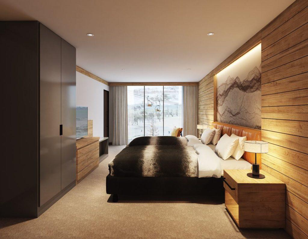 5-Yu Kiroro Condo Bedroom