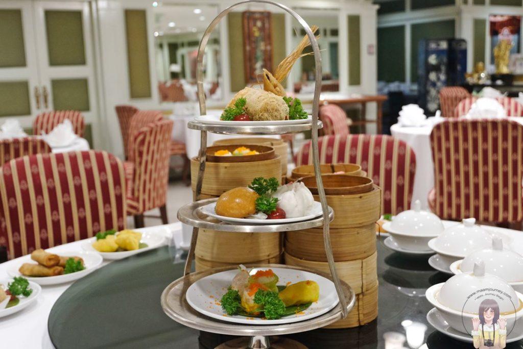 Golden Palace _Dim Sum Yam Cha High Tea Set_1