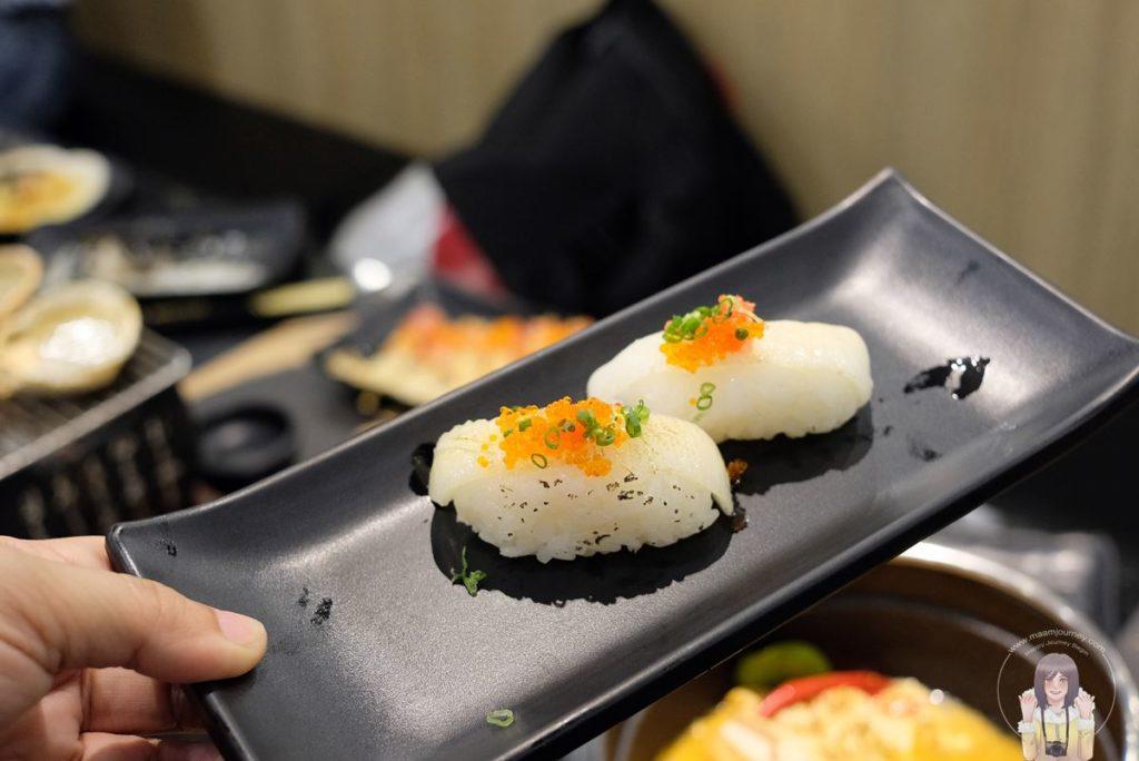 5 Kouen Sushi Bar_Kouen Sushi Bar_Engawa Sushi