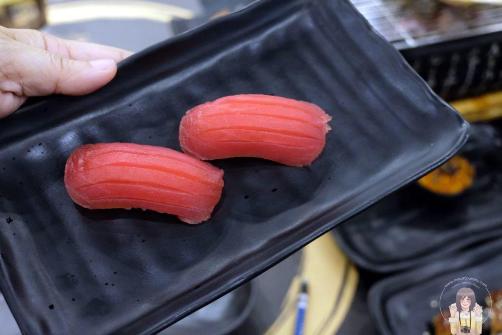 8 Kouen Sushi Bar_Bleufin Tuna Akami _Maguro_2