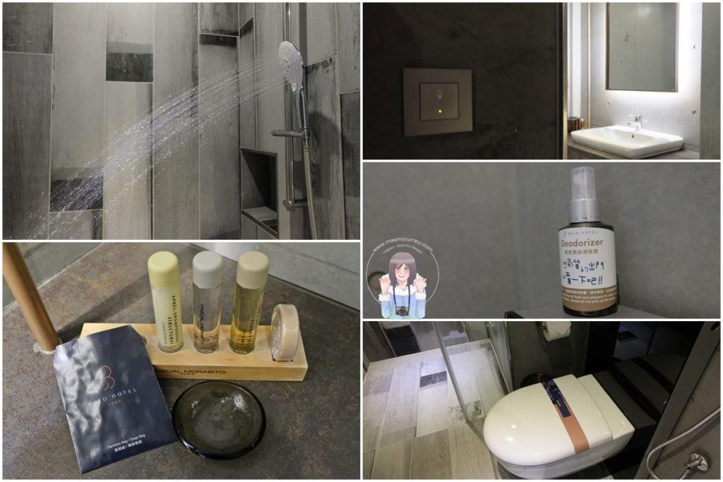 Brio Hotel_Toilet