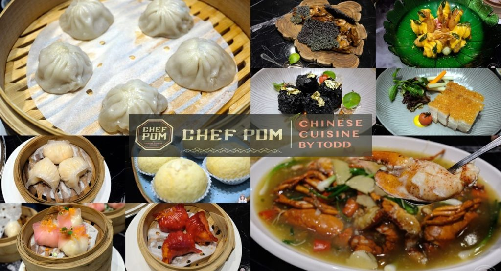 Chef POM Chinese Cuisine by TODD