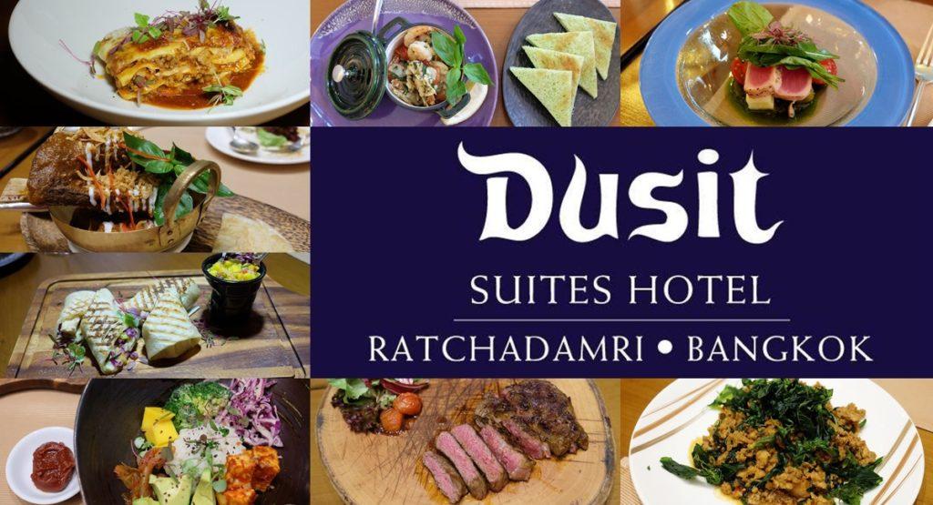 Dusit Gourmet_Dusit Suites Hotel Ratchadamri Bangkok