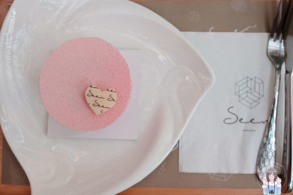 Seen Bangkok _Cake_Flamingo_1