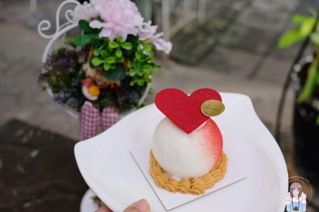 Seen Bangkok _Cake_Myrtille_2