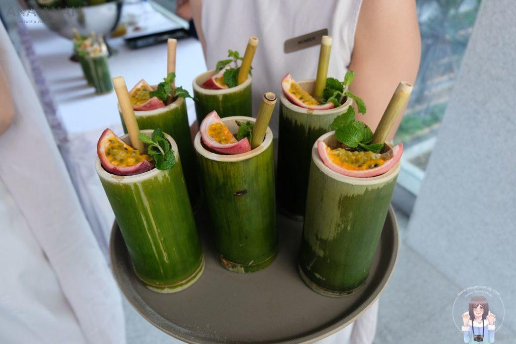 Ana Anan Resort_Villas Pattaya_Welcome Drink