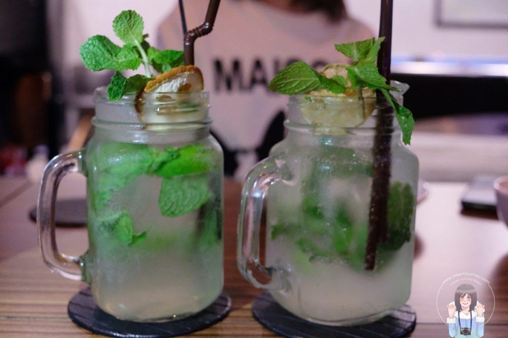 Vergin Mojito (Mocktail)