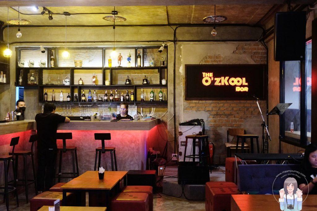 The O'zKool Bar แวะกันไปได้นะคะ