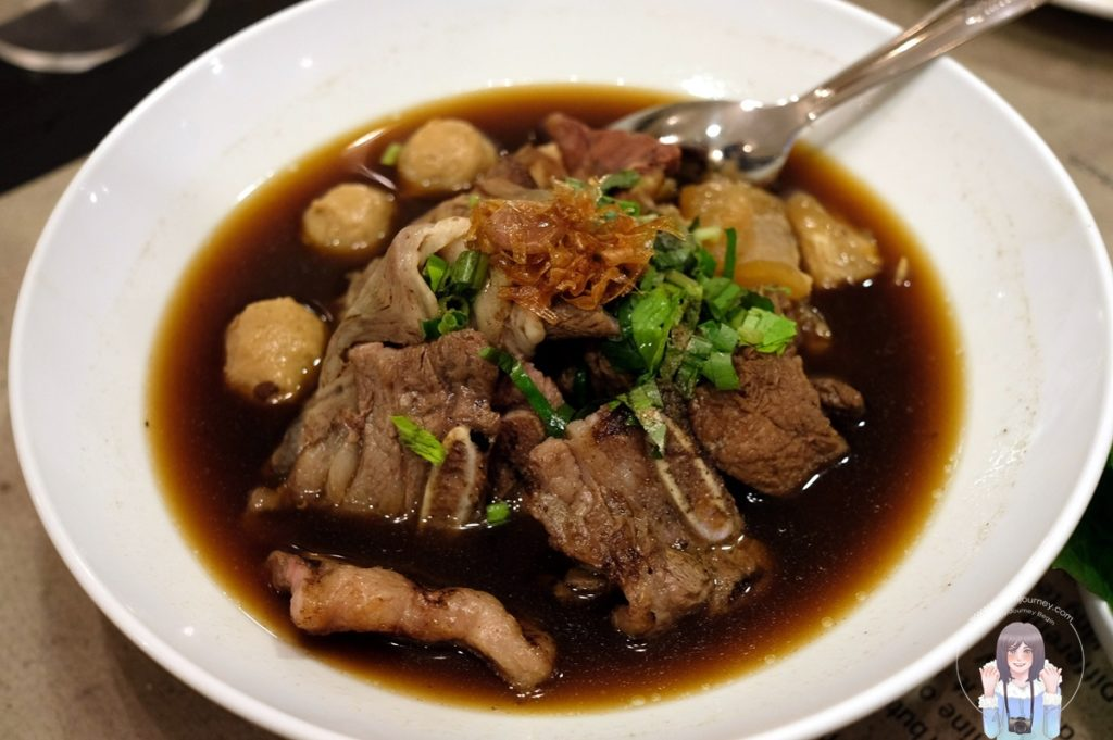 Special Beef Combo/Without Noddle (180 บาท)