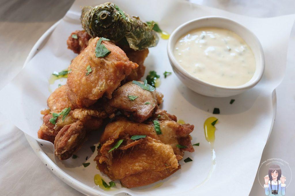 Chicken Jalapeno (240 บาท)
