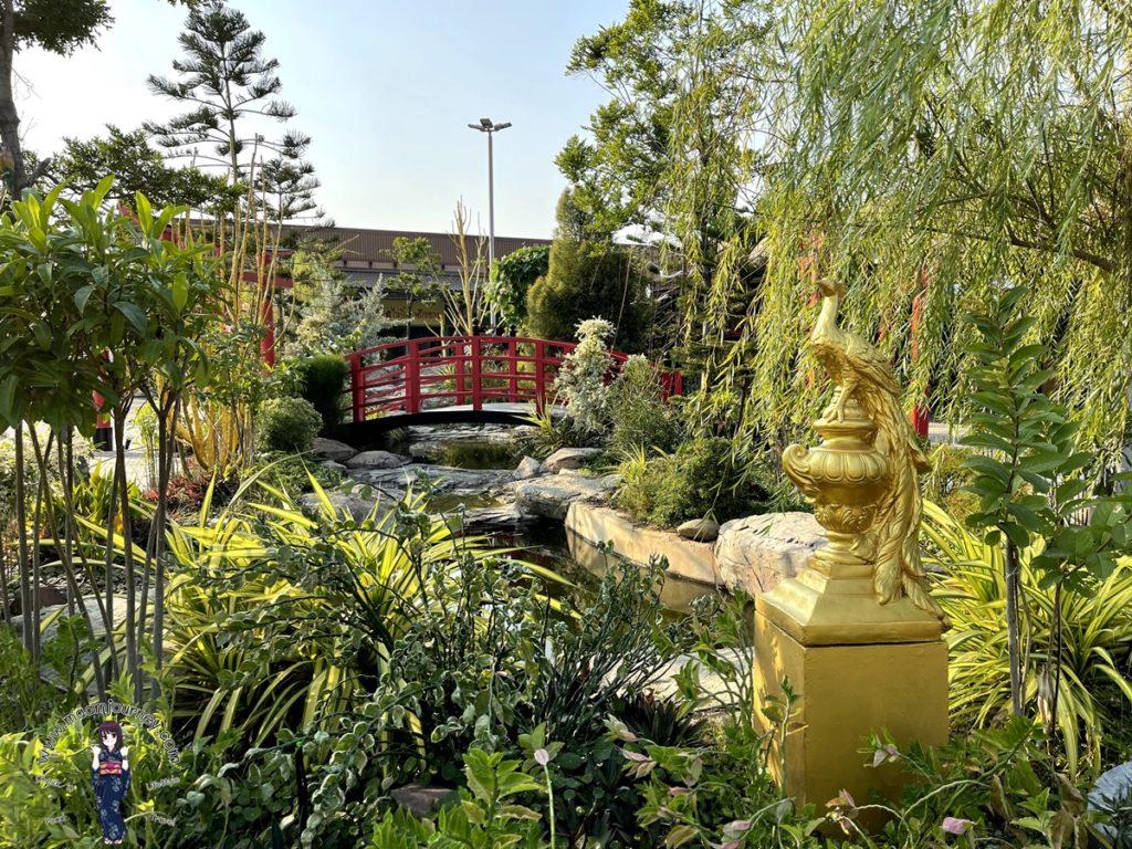 สวนญี่ปุ่นแบบเต็ม ๆ