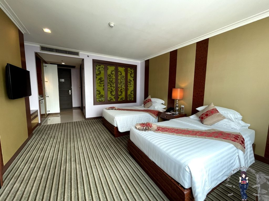 ห้อง Luxury Room สุดหรู (สำหรับ 2 ท่าน)