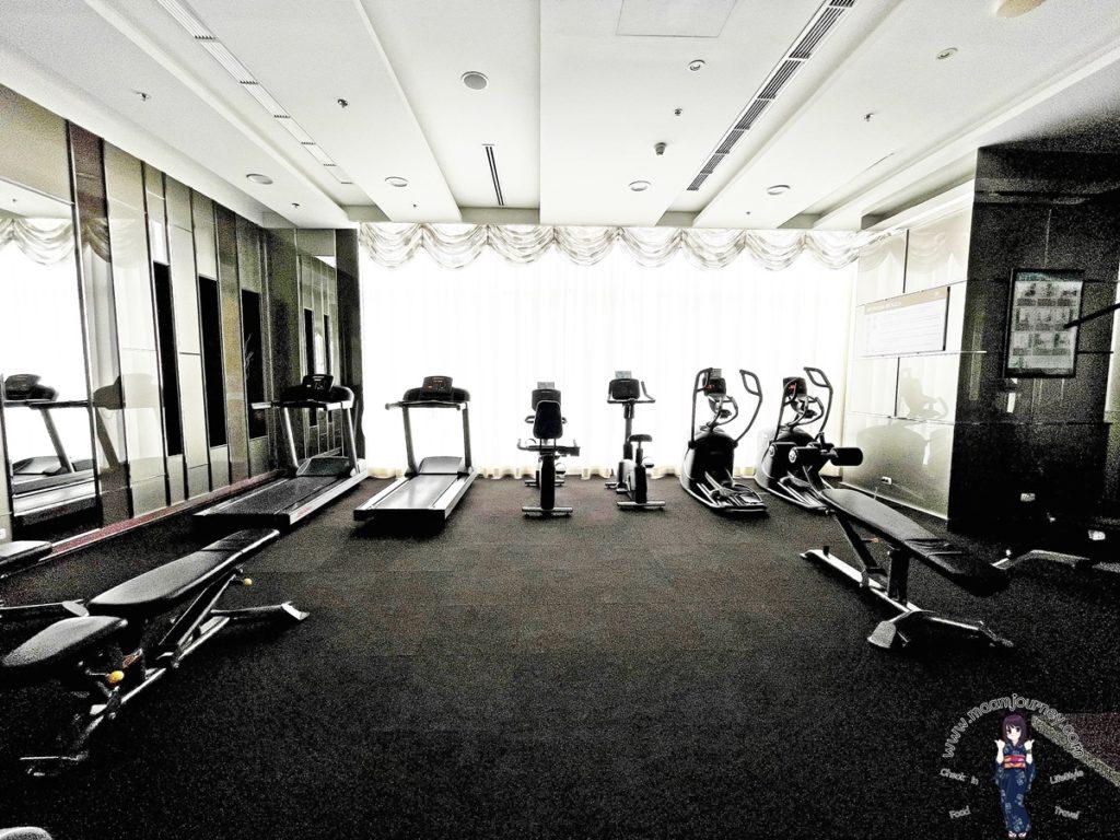 ห้อง Fitness