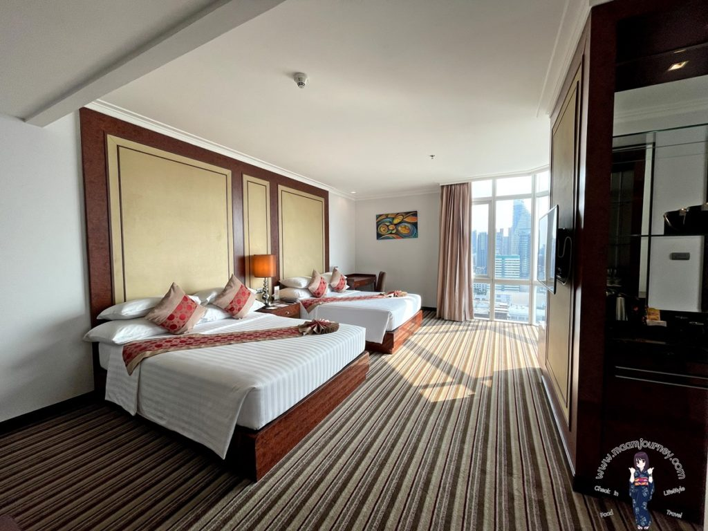 ห้อง Luxury Quadruple Suite (สำหรับ 4 ท่าน)